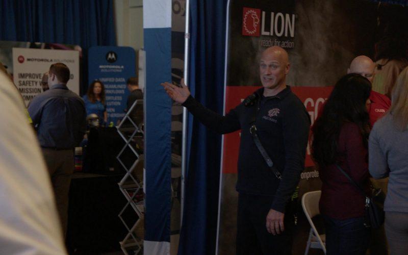 LION Firegear in Chicago Fire Season 8 Episode 7 Welcome to Crazytown (6)