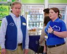 LaCroix Sparkling Water And Campbell's in Superstore Season 5, Episode 8 (2)