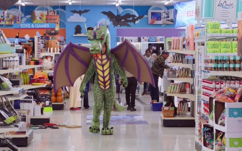 LaCroix Sparkling Water Cans in Superstore Season 5 Episode 6 Trick-or-Treat (2)