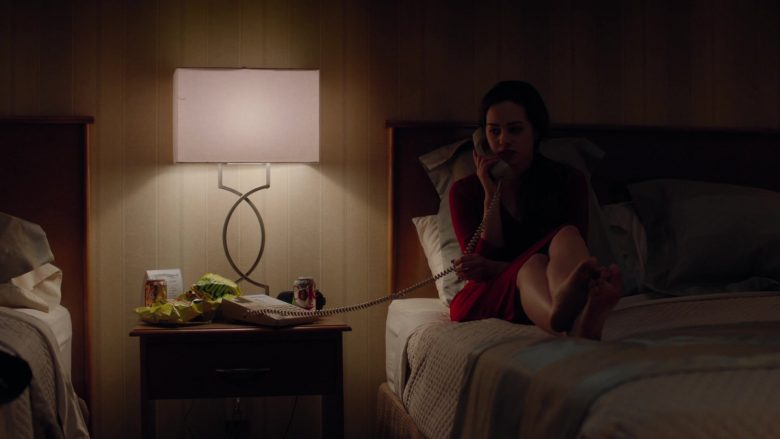 LaCroix Sparkling Water, Diet Coke and Funyuns in Room 104 Season 3 Episode 9 (1)