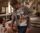 LaCroix Sparkling Water Enjoyed by Graham Rogers as Evan Chapin in Atypical Season 3 Episode 3 (1)