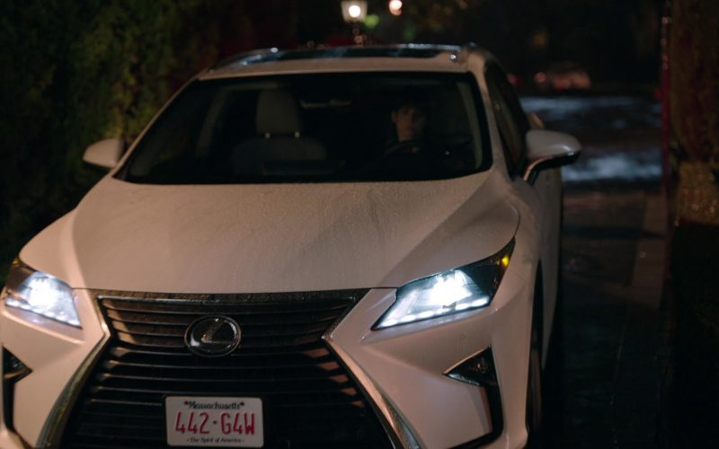 Lexus White Car in A Million Little Things Season 2 Episode 9