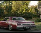 Lincoln Mercury Red Car in The Irishman (1)