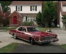 Lincoln Mercury Red Car in The Irishman (2)