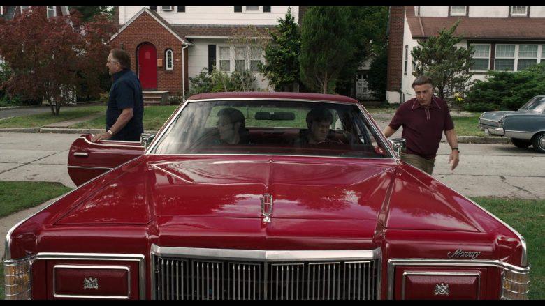 Lincoln Mercury Red Car in The Irishman (4)