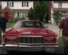 Lincoln Mercury Red Car in The Irishman (2019)