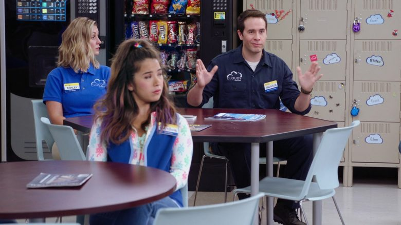 M&M's Candies in Superstore Season 5 Episode 7 Shoplifter Rehab (2019)