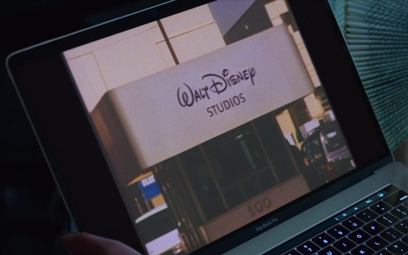 MacBook Pro and Walt Disney Studios in Where'd You Go, Bernadette
