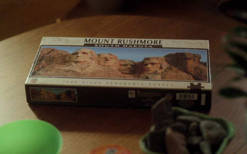MasterPieces National Parks Panoramic Jigsaw Puzzle, Mount Rushmore, South Dakota, Photographs by Ch