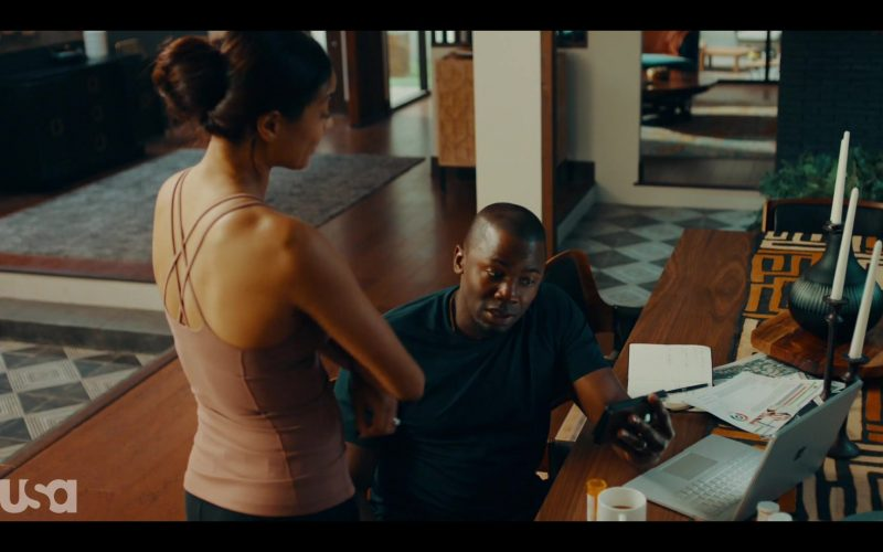 Microsoft Surface Laptop Used by Edwin Hodge in The Purge Season 2 Episode 4 Grief Box (1)