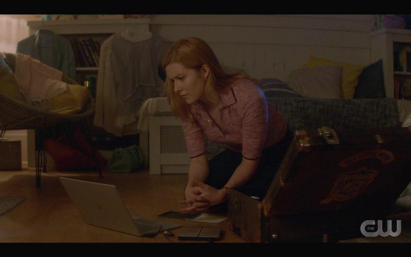Microsoft Surface Laptop Used by Kennedy McMann in Nancy Drew Season 1 Episode 5 (4)
