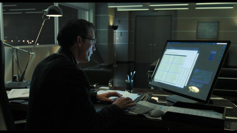 Microsoft Surface Studio All-In-One Computer Used by Clive Owen in Gemini Man (1)