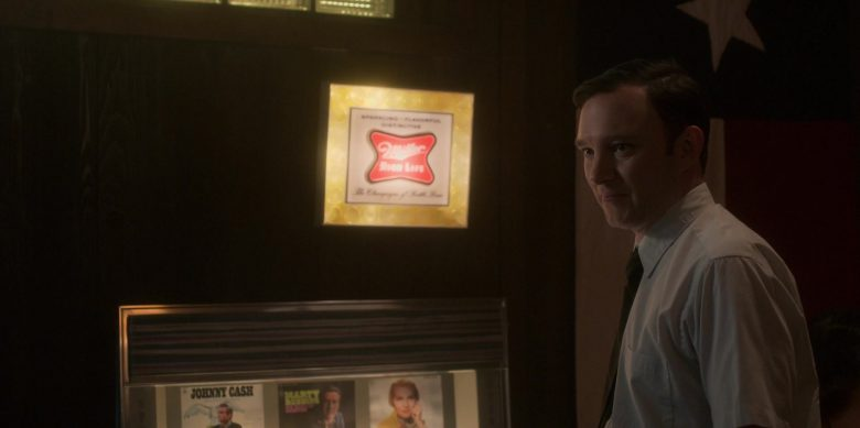 "Miller High Life Sign in For All Mankind Season 1 Episode 4 ""Prime Crew"" (2019) - TV Show Product Placement"