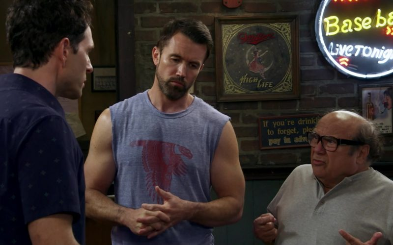 Miller High Life in It's Always Sunny in Philadelphia Season 14 Episode 7 (1)