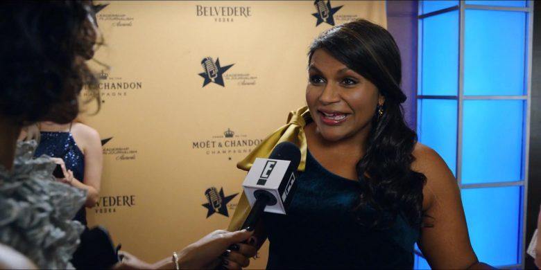 Moët & Chandon and Belvedere Vodka Logos in The Morning Show Season 1 Episode 2 (2)