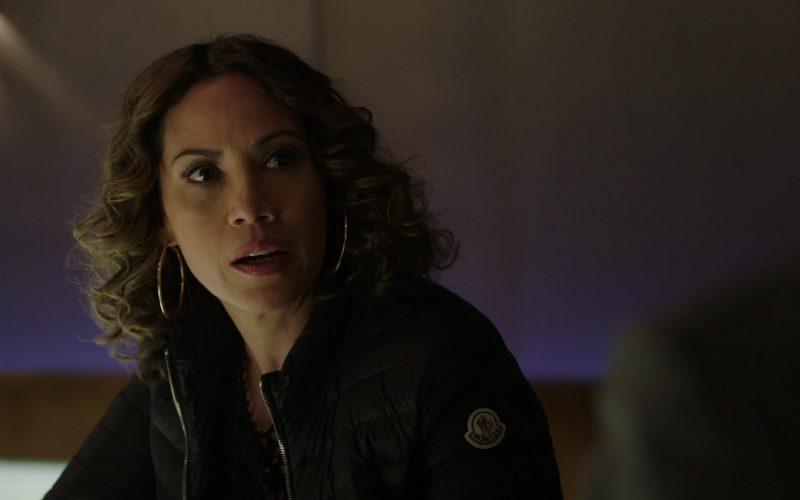 Moncler Women's Jacket Worn by Elizabeth Rodriguez as Paz in Power Season 6 Episode 10 (1)