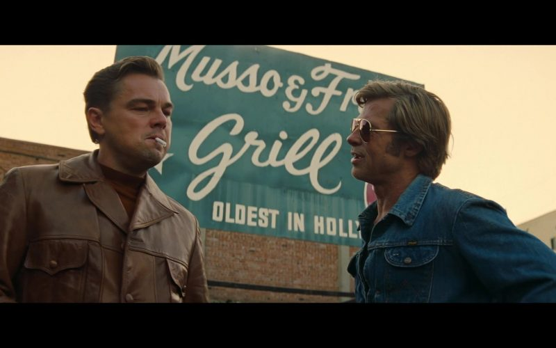 Musso & Frank Grill American Restaurant in Once Upon a Time … in Hollywood (1)