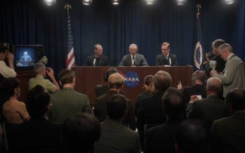 NASA in For All Mankind Season 1 Episode 1 Red Moon (1)