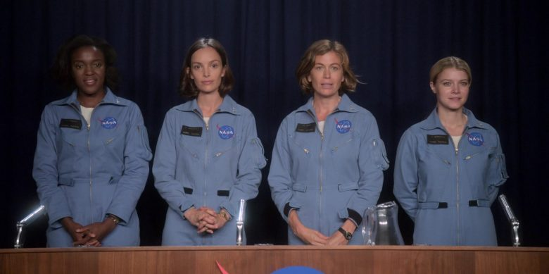 "NASA in For All Mankind Season 1 Episode 4 ""Prime Crew"" (2019) - TV Show Product Placement"