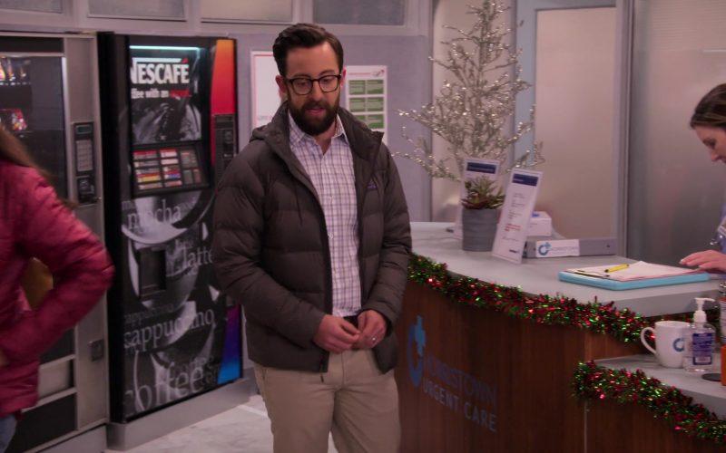 Nescafe Coffee Vending Machine in Merry Happy Whatever Season 1 Episode 8