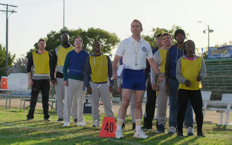 New Balance Sneakers Worn by Bryan Callen as Coach Rick Mellor in Schooled Season 2 Episode 8 (1)