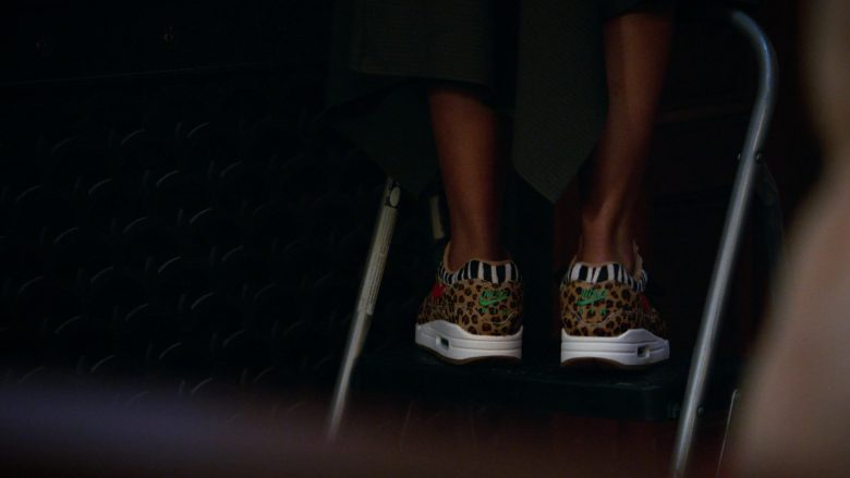 Nike Air Sneakers Worn by Simone Missick as Judge Lola Carmichael in All Rise Season 1 Episode 8