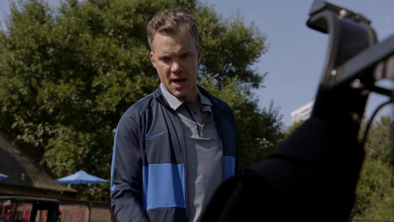 Nike Jacket in Chicago Fire Season 8 Episode 7 Welcome to Crazytown (3)