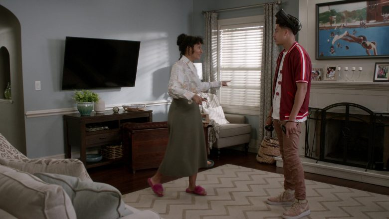Nike Shoes Worn by Marcus Scribner in Black-ish Season 6 Episode 8