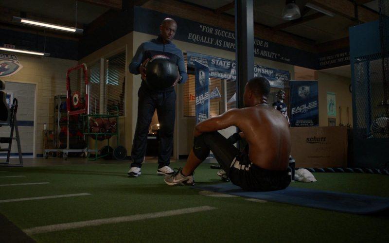 Nike Shoes and Pants Worn by Daniel Ezra in All American Season 2 Episode 6