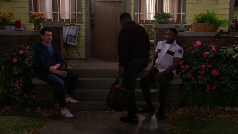 """Nike Sneakers Worn by Max Greenfield in The Neighborhood Season 2 Episode 8 """"Welcome to Bowling"""" (2019) - TV Show Product Placement"""