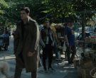 Nike Sneakers Worn by by Ryan Potter as Beast Boy in Titans Season 2 Episode 10