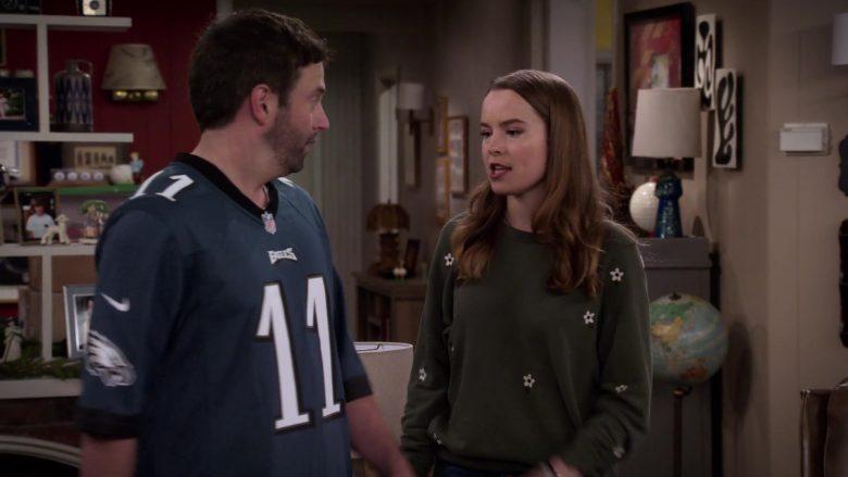 Nike x NFL x Eagles Jersey Worn by Brent Morin as Matt in Merry Happy Whatever Season 1 Episode 3 (2)