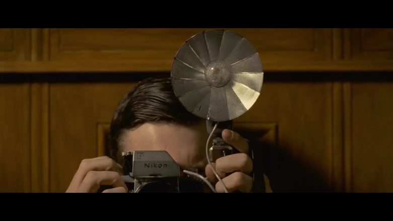 Nikon Camera in The Banker (2019) - Movie Product Placement