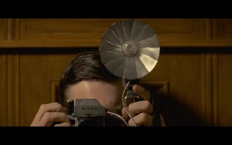 Nikon Camera in The Banker
