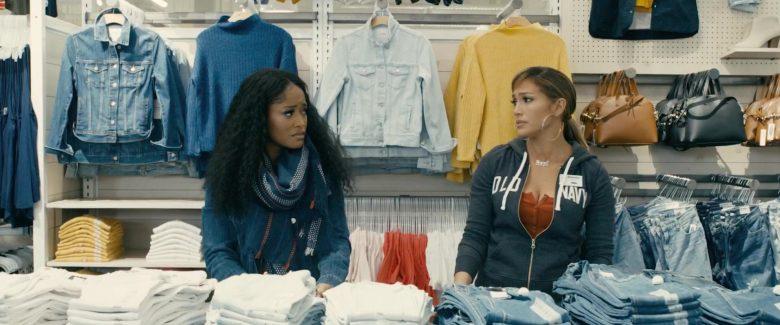 Old Navy Hoodie Worn by Jennifer Lopez in Hustlers (2)