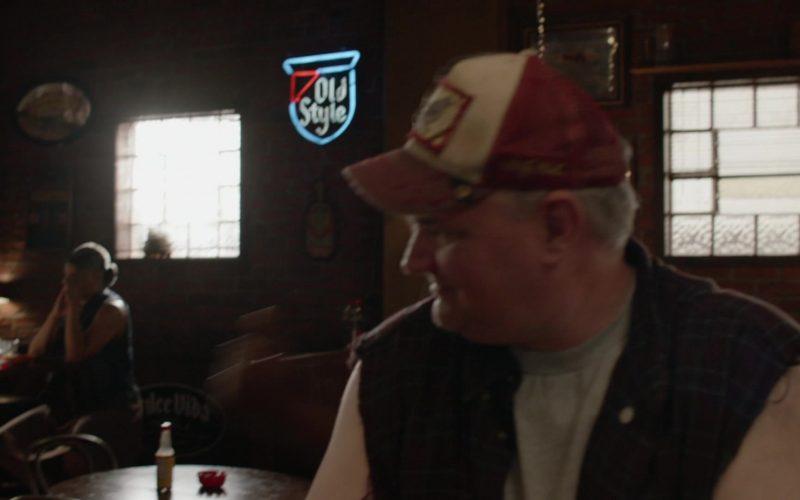 Old Style Beer Sign in Shameless Season 10 Episode 2