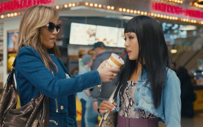 Orange Julius Drink Enjoyed by Jennifer Lopez & Constance Wu in Hustlers (1)
