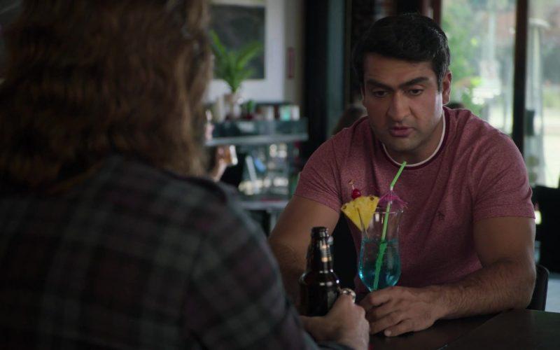 Original Penguin T-Shirt Worn by Kumail Nanjiani as Dinesh Chugtai in Silicon Valley Season 5 Episode 3 (1)