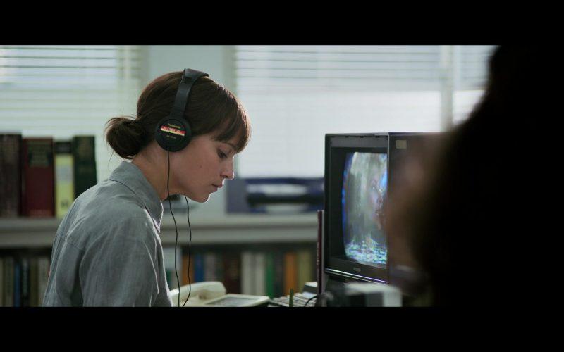 Panasonic Headphones Used by Alicia Vikander in Earthquake Bird (1)