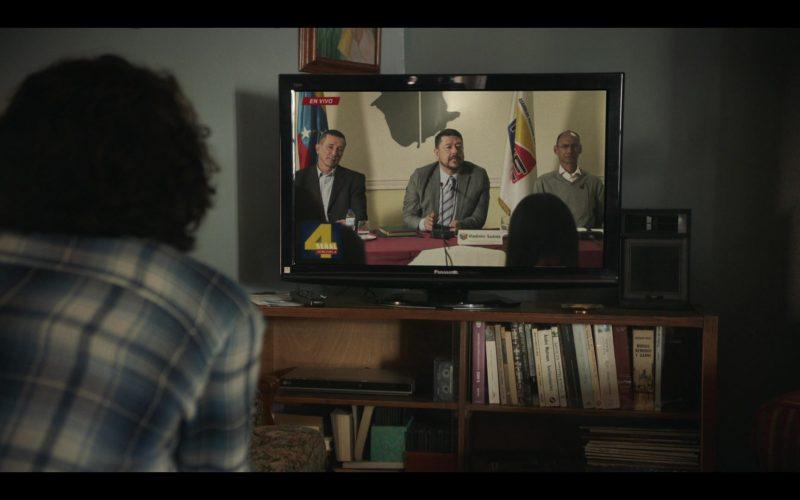Panasonic TV in Tom Clancy's Jack Ryan Season 2 Episode 8 Strongman (2019)