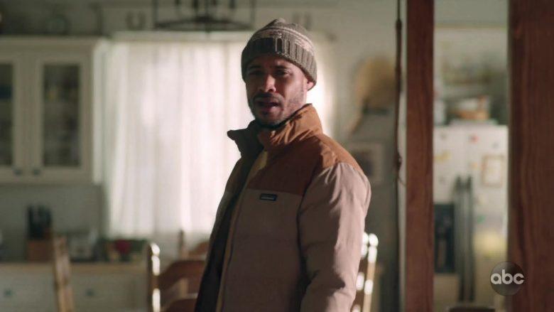 Patagonia Jacket Worn by Langston Kerman as Brandon Terry in Bless This Mess Season 2 Episode 8 (1)