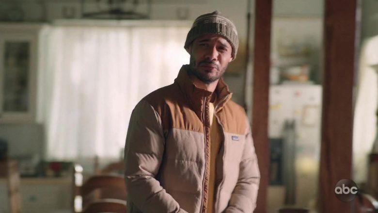 Patagonia Jacket Worn by Langston Kerman as Brandon Terry in Bless This Mess Season 2 Episode 8 (2)