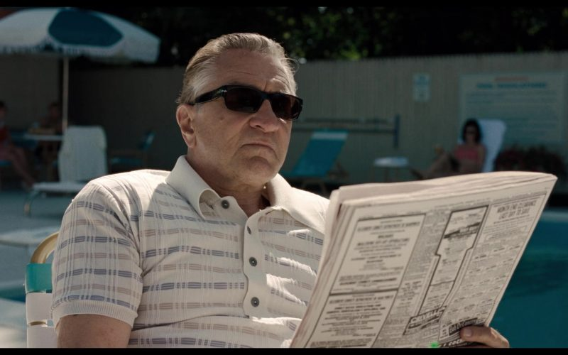Persol Sunglasses Worn by Robert De Niro in The Irishman (5)