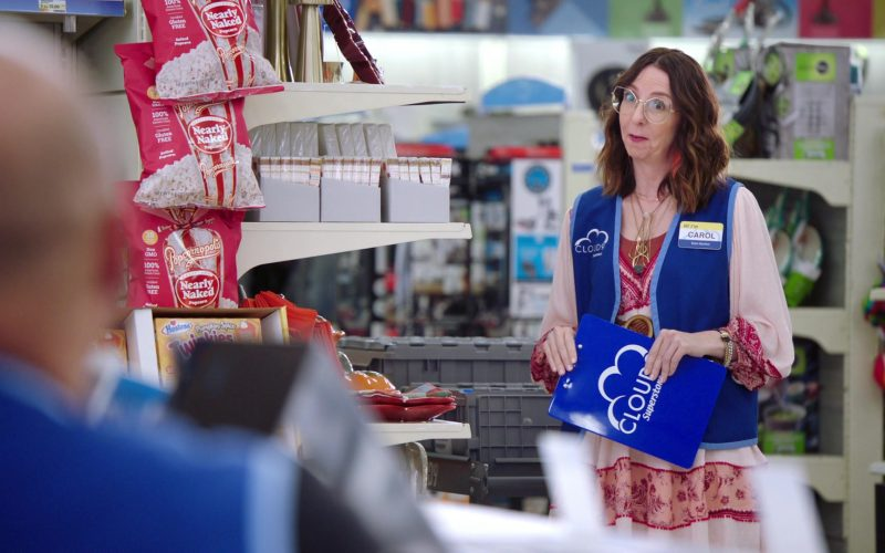 Popcornopolis Organic Popcorn Nearly Naked in Superstore Season 5, Episode 8 (1)