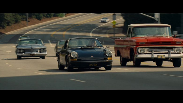 Porsche 911 S Sports Car Used by Margot Robbie as Sharon Tate in Once Upon a Time … in Hollywood (1)