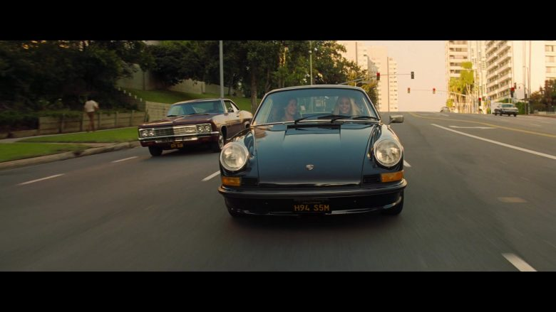 Porsche 911 S Sports Car Used by Margot Robbie as Sharon Tate in Once Upon a Time … in Hollywood (3)