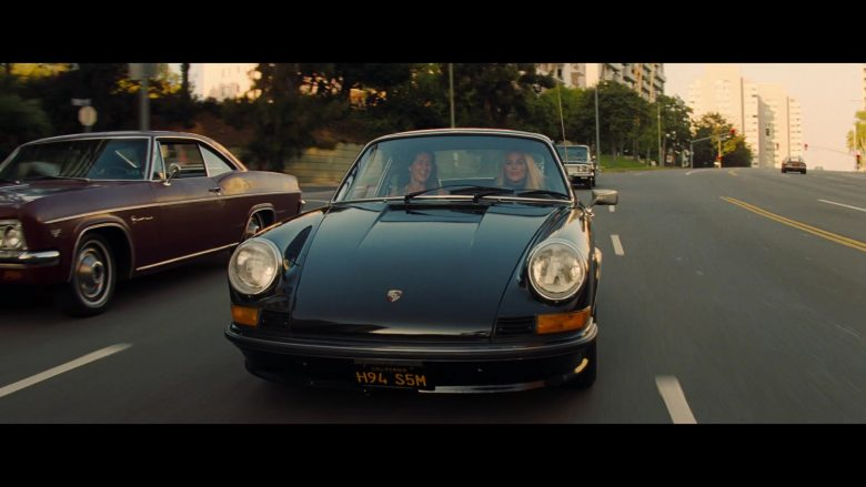 Porsche 911 S Sports Car Used by Margot Robbie as Sharon Tate in Once Upon a Time … in Hollywood (4)