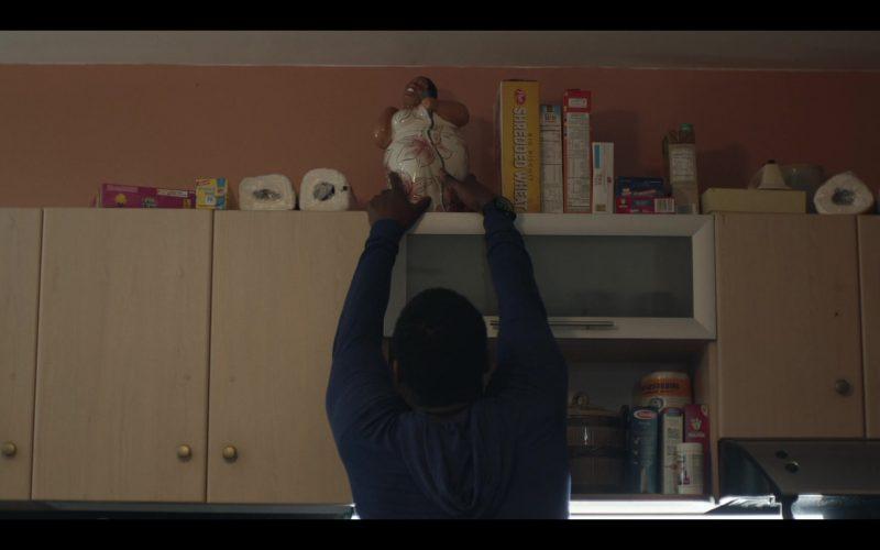 Post Shredded Wheat in Tom Clancy's Jack Ryan Season 2 Episode 2 Tertia Optio (2019)