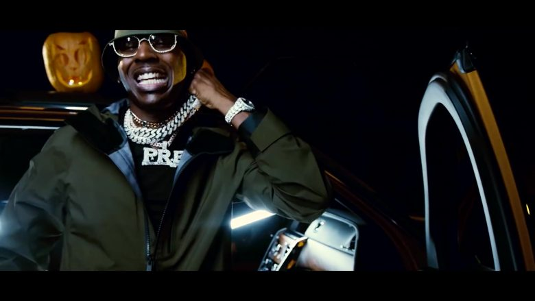 Prada Jacket Worn by Young Dolph in Tric Or Treat (7)