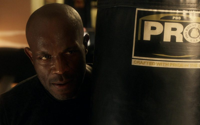 Pro Boxing Punching Bag in How to Get Away with Murder Season 6 Episode 6